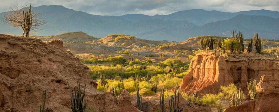 Desierto de la Tatacoa - Couv