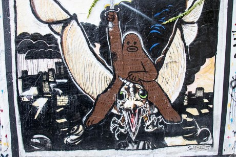 Street Art à Lower East Side - New York - USA (1)
