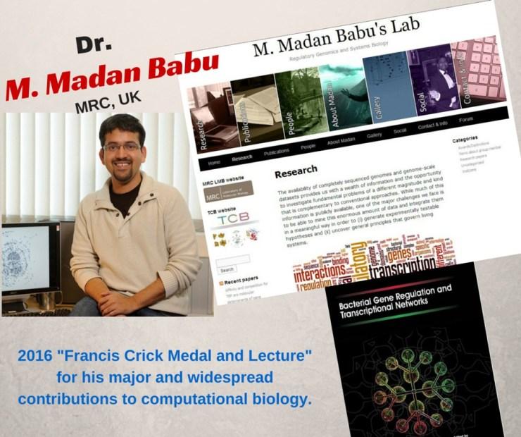 M. Madan Babu