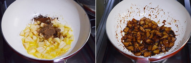 how to make apple crepes 3