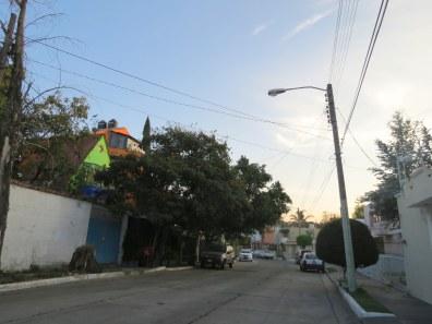La rue à gauche !
