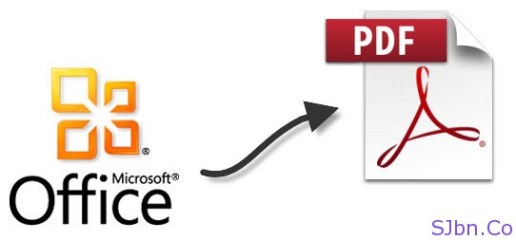 Microsoft Office to PDF