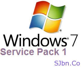 Windows 7 Service Pack 1 logo