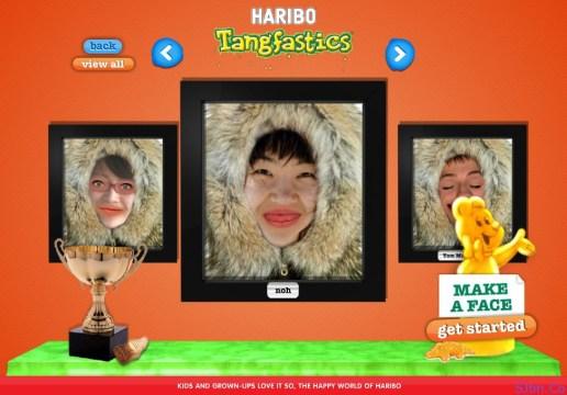 Haribo Tangfastics (TangFace)