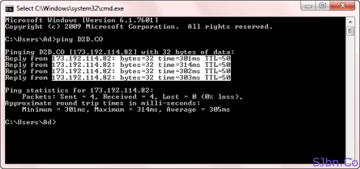 Select CMD Command Lines