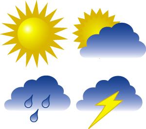 Dlouhodobá předpověď počasí - jaké bude počasí?