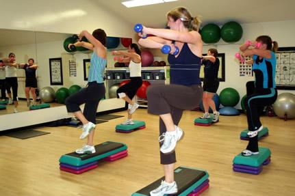 Fitness doplňky stravy