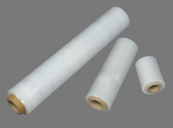 Bezpečné a rychlé balení - stretch fólie