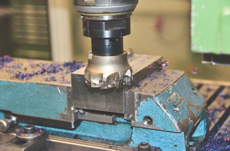 Milling Cutters Tool Milling Cnc  - Capri23auto / Pixabay