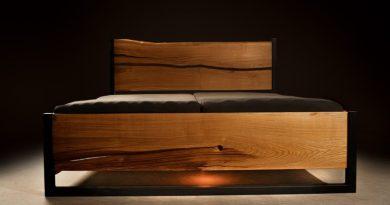 Originální nábytek ze dřeva poznáte snadno