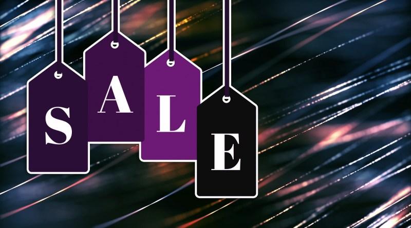 Discount Sale Badge Tag Price  - Victoria_Borodinova / Pixabay