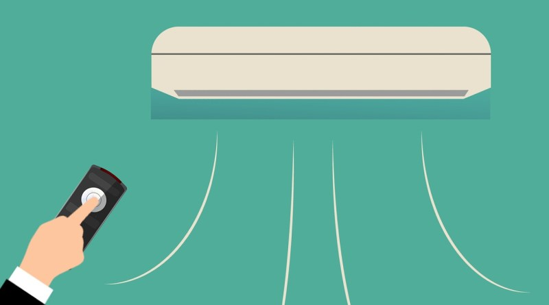 Air Conditioner Remote Split  - mohamed_hassan / Pixabay