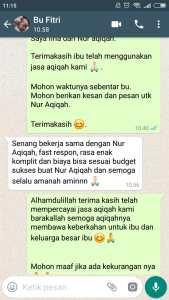 pesan Nasi Box Aqiqah Murah Di Jakarta