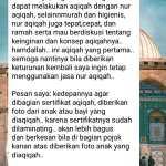 Tempat Rekomendasi Aqiqah di Jakarta Selatan
