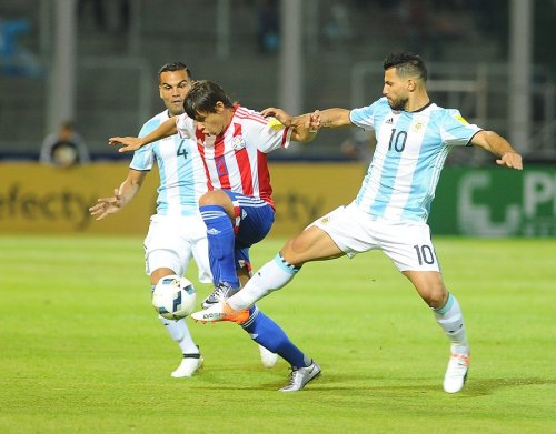 argentina paraguay