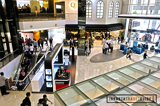 Shopping At Fx Sudirman Mall In Jakarta Jakarta Travel Guide