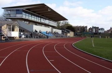 Open track