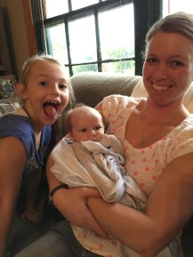 Shannon and her niece Kalee