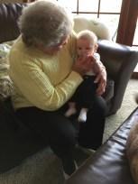Great Grandma Joan