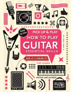 jake jackson, How to Play Guitar book