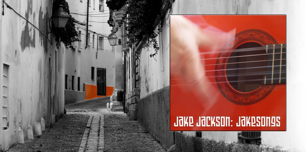 Streets of Jerez, inspiration for Jakesongs