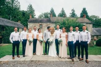 Pencoed house wedding photography-67