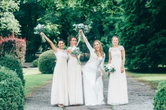 Pencoed house wedding photography-70