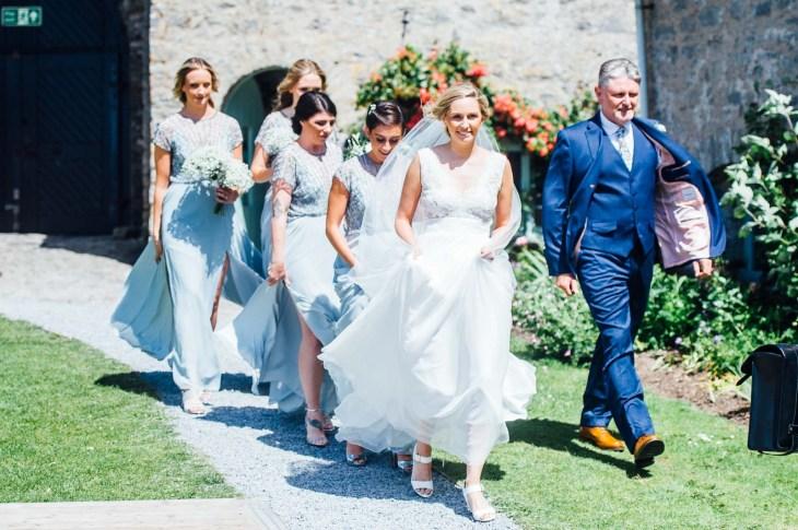 Manobier Castle wedding Photography-109