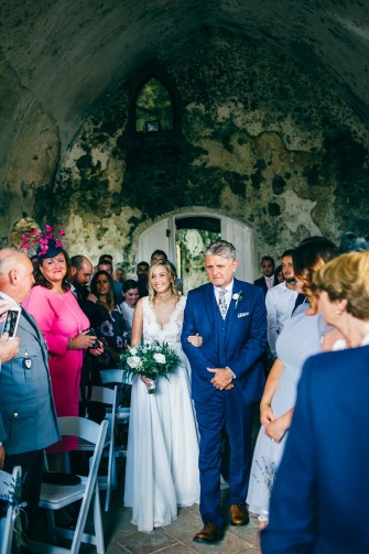 Manobier Castle wedding Photography-128