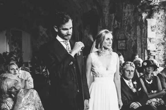 Manobier Castle wedding Photography-150