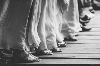 Manobier Castle wedding Photography-160