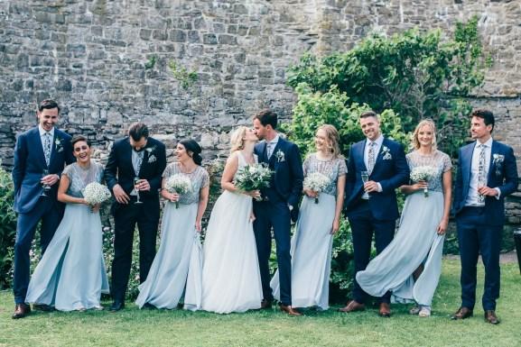 Manobier Castle wedding Photography-180