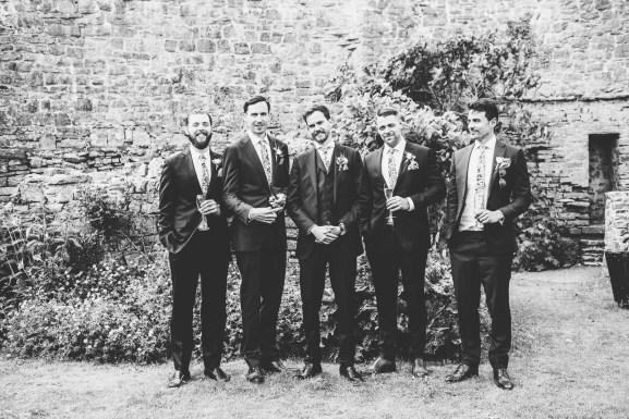 Manobier Castle wedding Photography-181