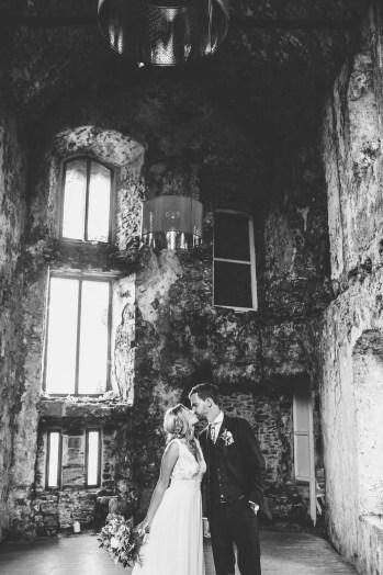 Manobier Castle wedding Photography-199