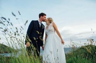 Manobier Castle wedding Photography-292