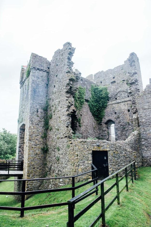 Manobier Castle wedding Photography-52