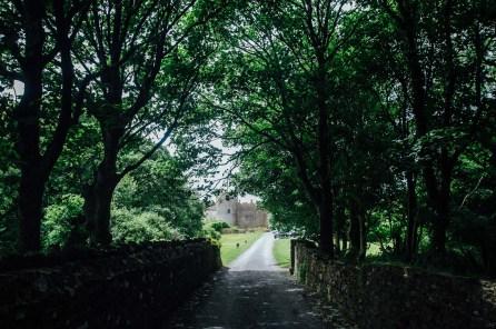 Manobier Castle wedding Photography-53