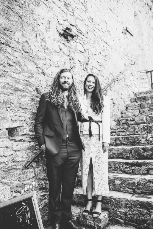 Manobier Castle wedding Photography-92
