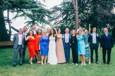 Garthmyl Hall wedding photographer-242