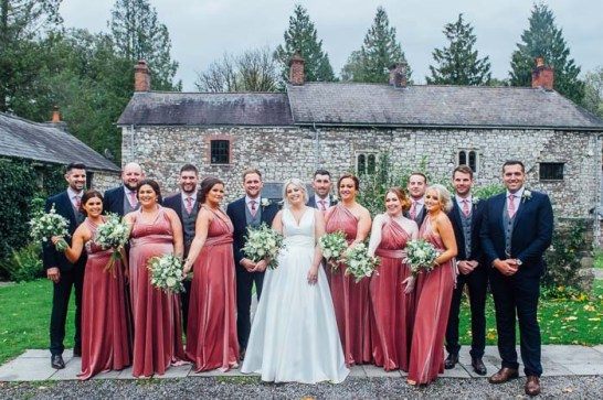 Pencoed House wedding photography Cardiff-74