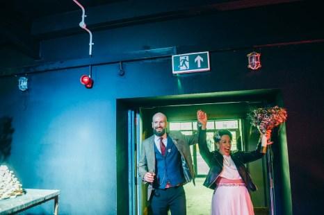 Tramshed wedding Cardiff-141
