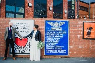 Tramshed wedding Cardiff-166
