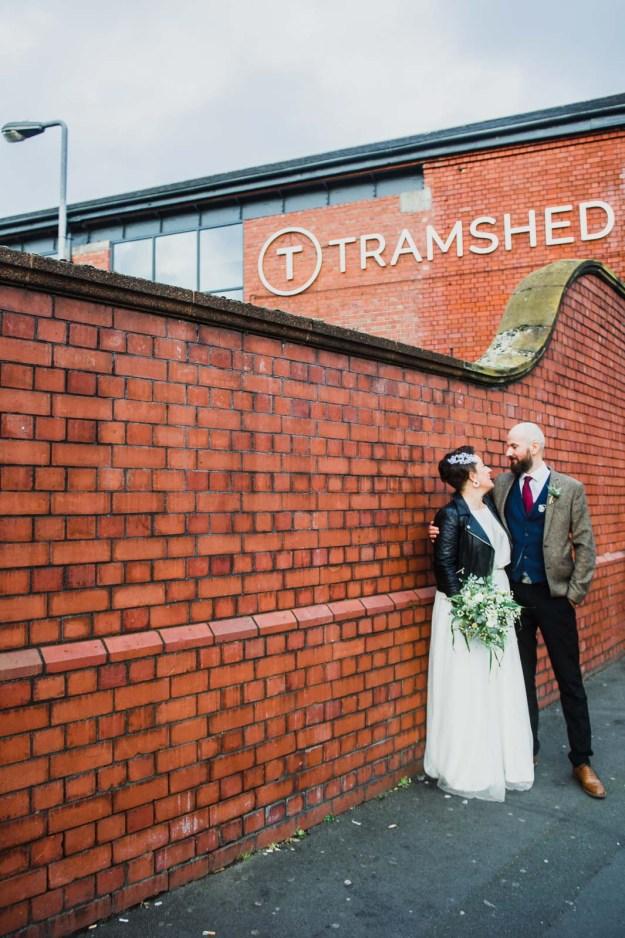 Tramshed wedding Cardiff-170