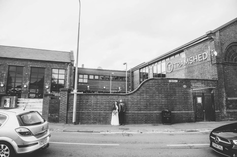 Tramshed wedding Cardiff-172