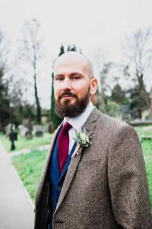 Tramshed wedding Cardiff-28