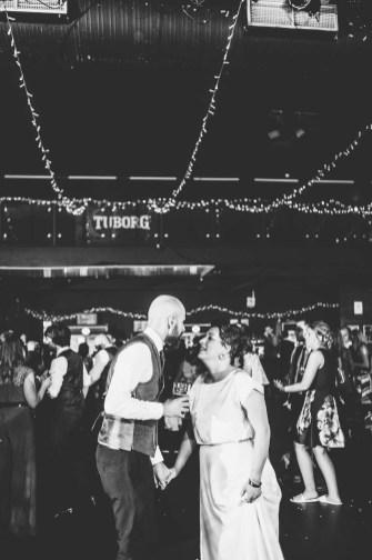 Tramshed wedding Cardiff-282