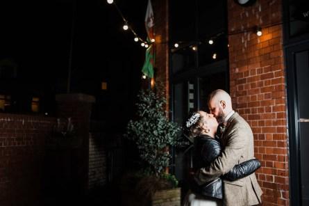 Tramshed wedding Cardiff-286