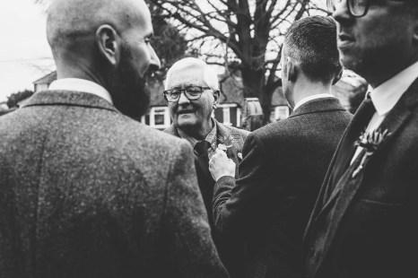Tramshed wedding Cardiff-36