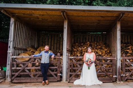 Newlands Bishop Farm Wedding Photography-100