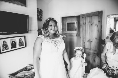 Newlands Bishop Farm Wedding Photography-16